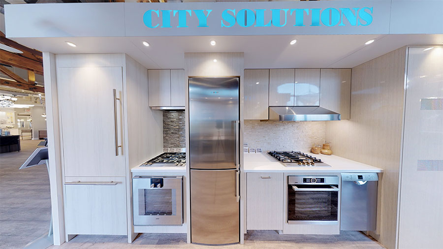 small-kitchen-featuring-small-counter-depth-refrigerators