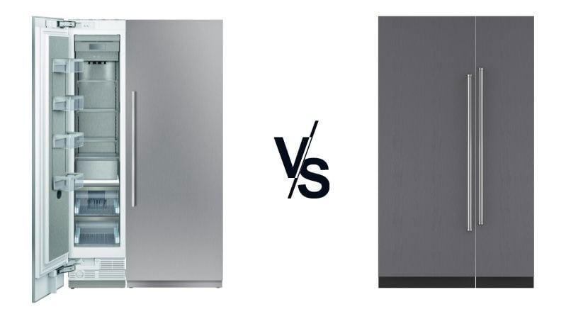 subzero-vs-Thermador-column-refrigeration
