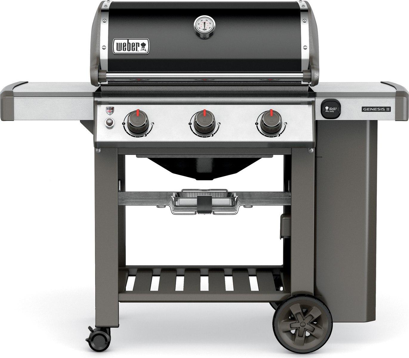 weber genesis II E-310 grill