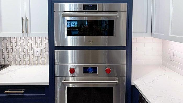 wolf-steam-oven-installed