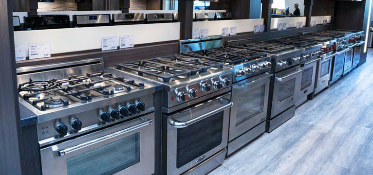 Best 30 Inch Professional Gas Ranges