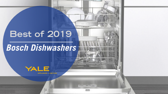 The 5 Best Bosch Dishwashers for 2019 (Ratings / Reviews / Prices)
