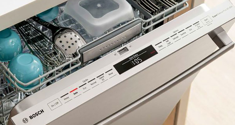 5 Best Bosch Dishwashers for 2020 (Ratings / Reviews / Prices)