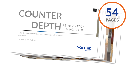 Counter Depth Refrigerator Buying Guide