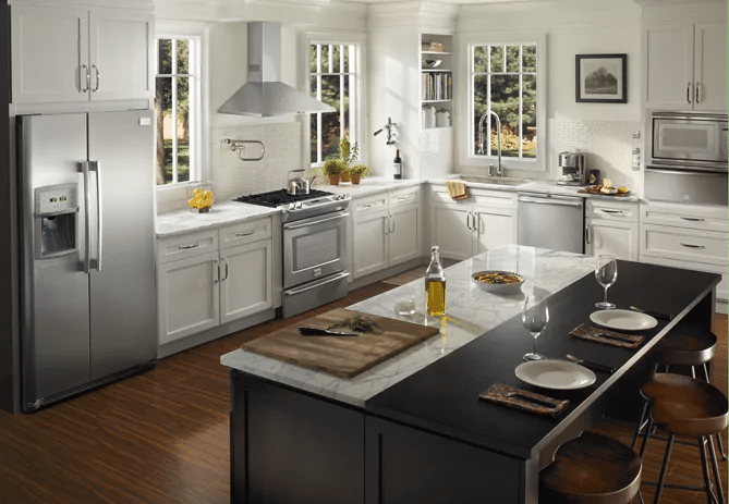 Frigidaire Kitchen-Most Reliable