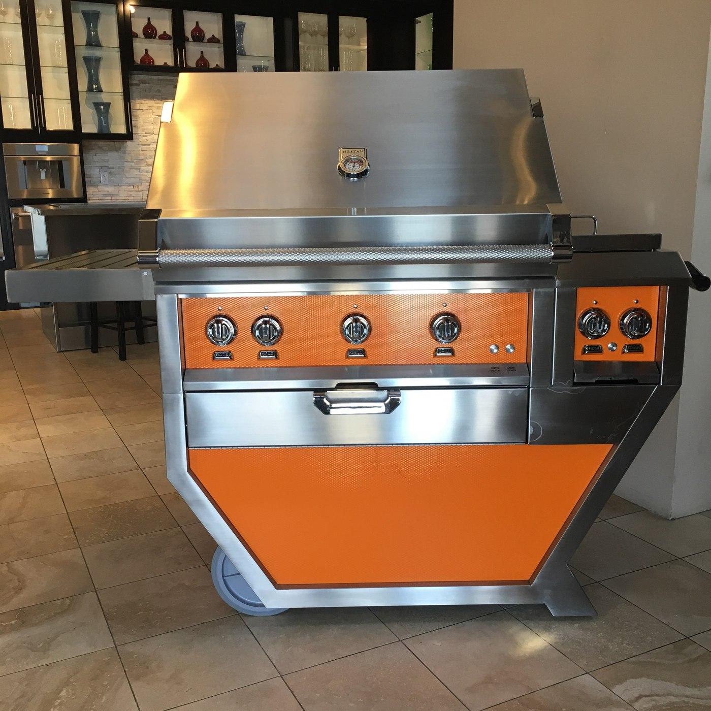 Hestan Vs. Kalamazoo Built-in Professional Grills (Reviews