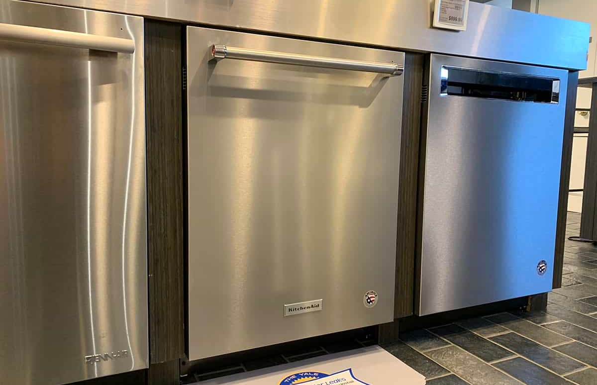 KitchenAid Dishwasher KDTE334GPS at Yale Appliance