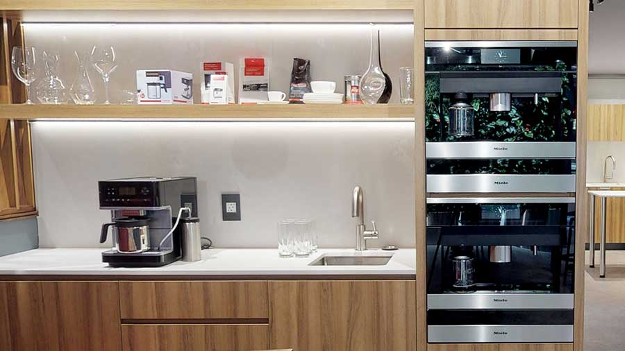 Best Built-In Coffee Machines For 2020 (Reviews / Ratings / Prices)