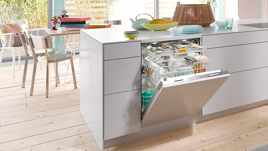 Miele-Dishwasher
