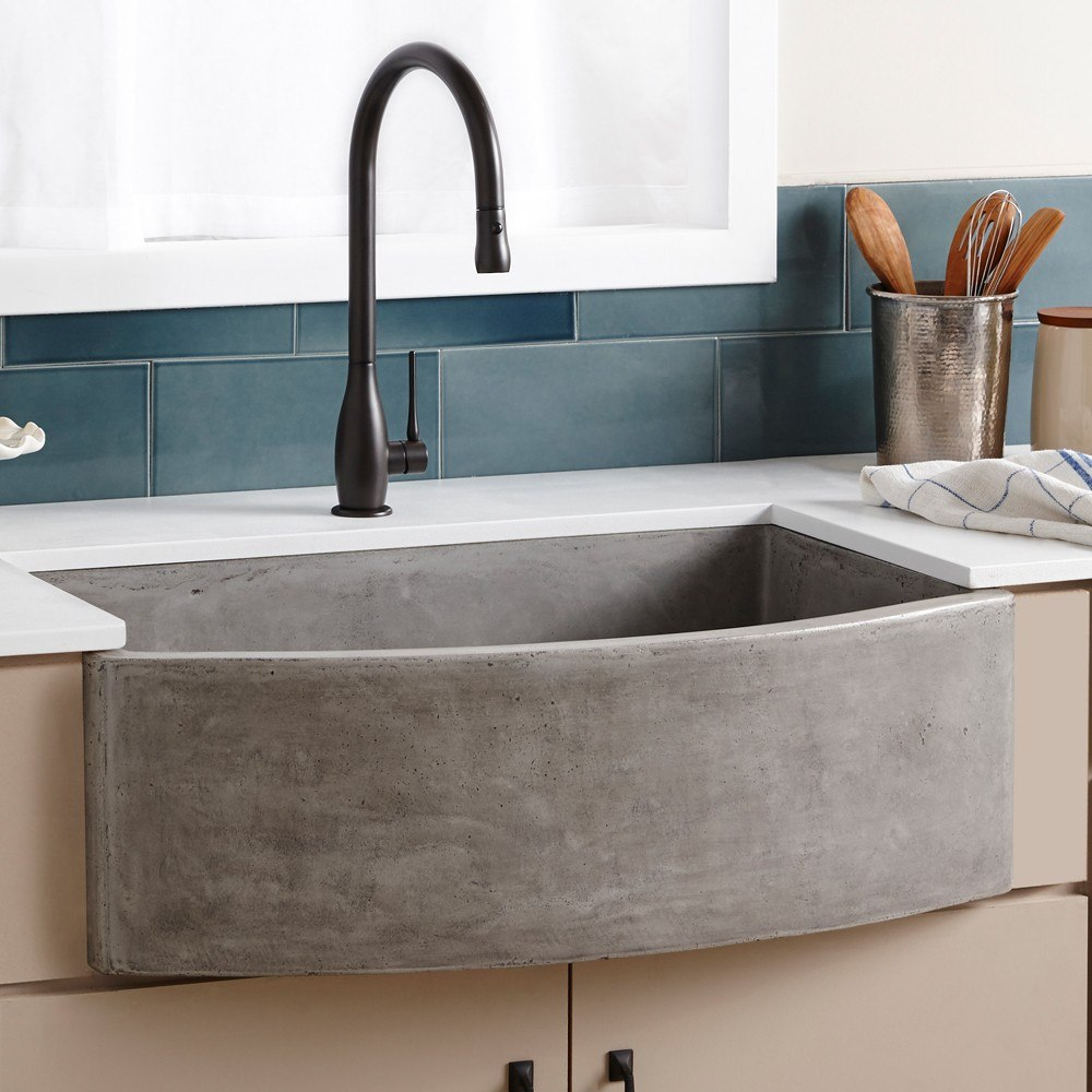 Type Of Kitchen Sink Is Best How to properly size your kitchen sink reviews apron front sinks workwithnaturefo