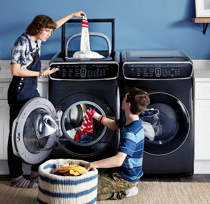 Whirlpool vs  Samsung Front Load Laundry (Reviews / Ratings