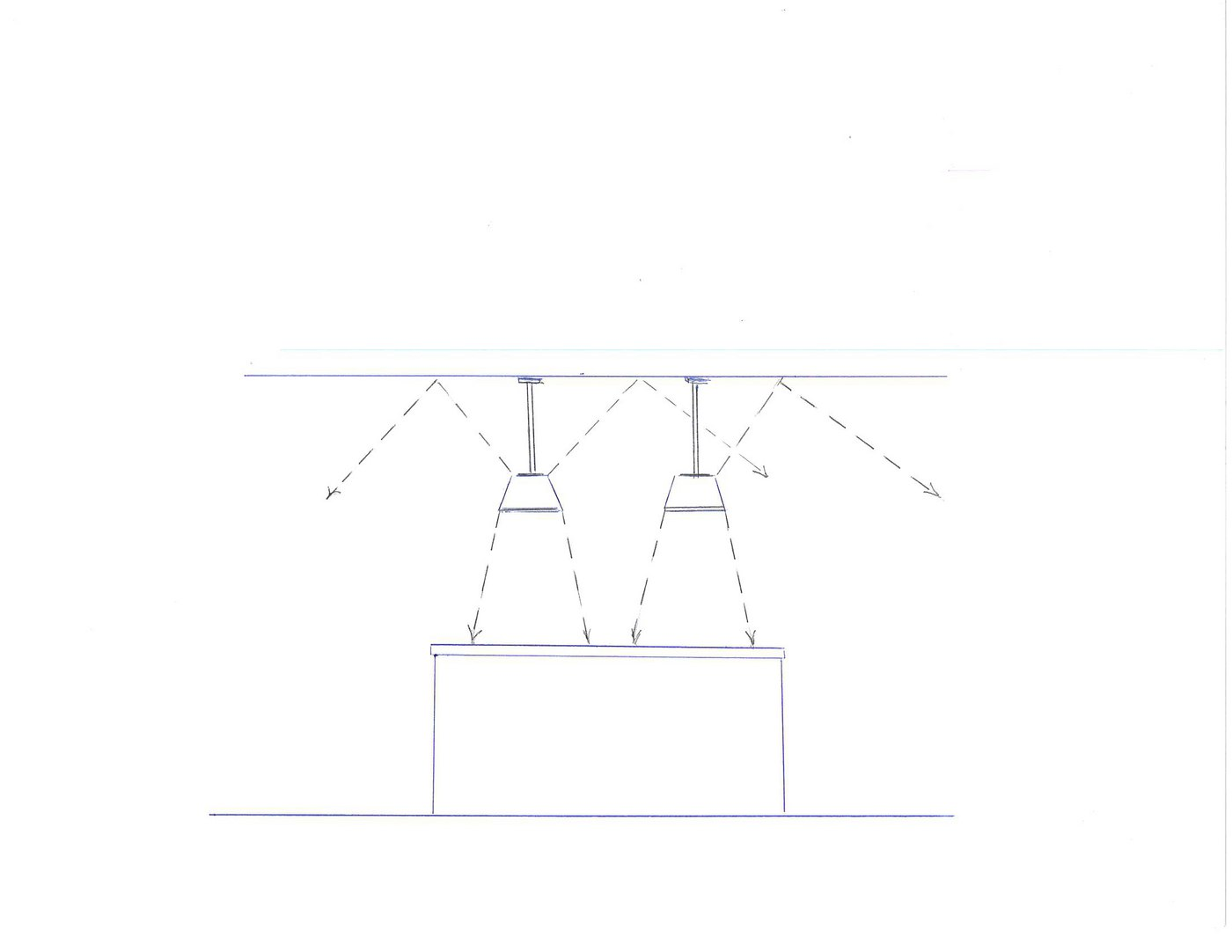How Many Pendants Do You Hang Over a Kitchen Island? Kitchen Island Wiring Diagram on kitchen light wiring diagram, kitchen island outlet wiring, kitchen island electrical wiring,