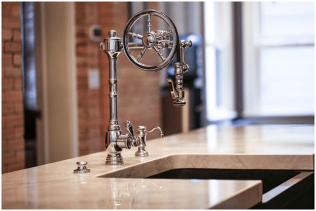Waterstone 5100-PN Kitchen Faucet.png