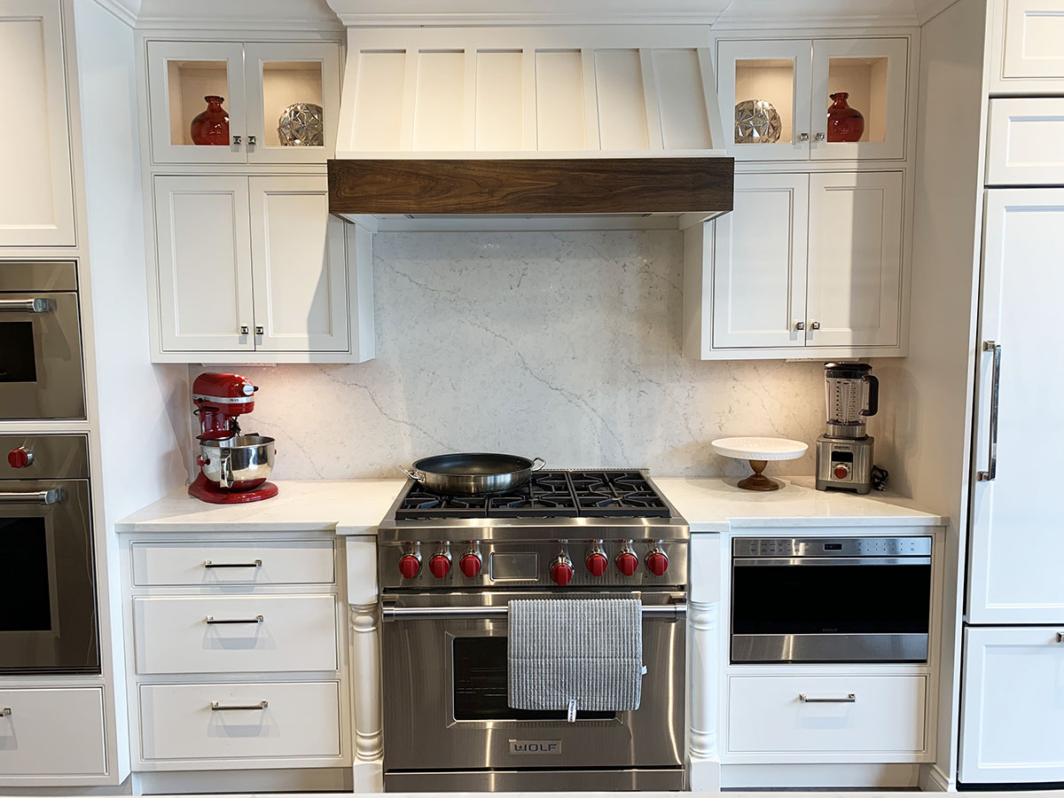 How To Place Tv In Your Kitchen Hood