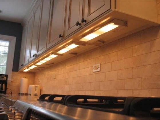Interior Under Kitchen Cabinet Lighting best led under cabinet lighting 2016 reviews ratings american 3 complete undercabinet lighting