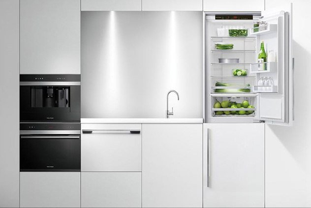 Fisher Paykel Integrated Refrigerator Kitchen 1