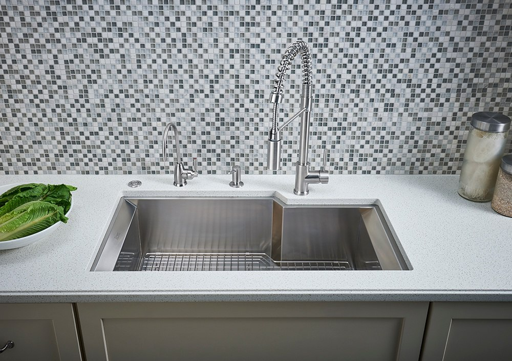 Largest Single Undermount Stainless Sinks (Reviews / Ratings ...