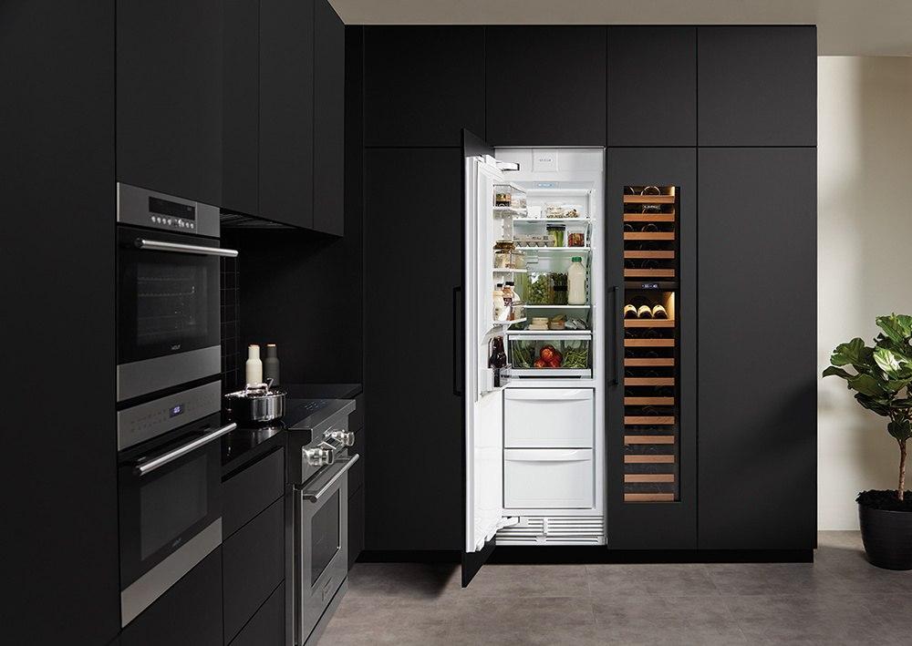 Sub-Zero Kitchen and Fridge Column