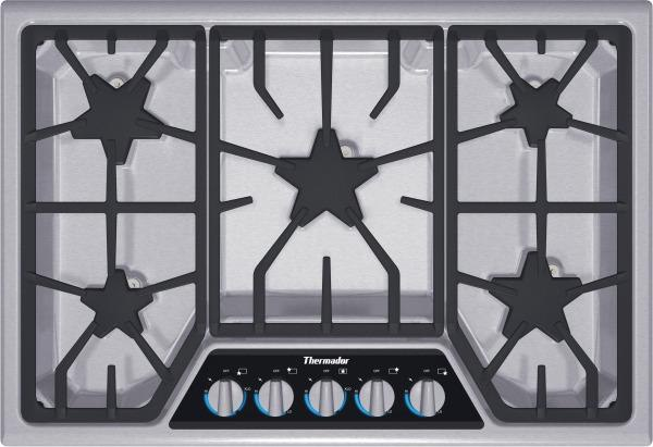 Thermador Sgsx305fs 30 Inch Gas Cooktop Jpg