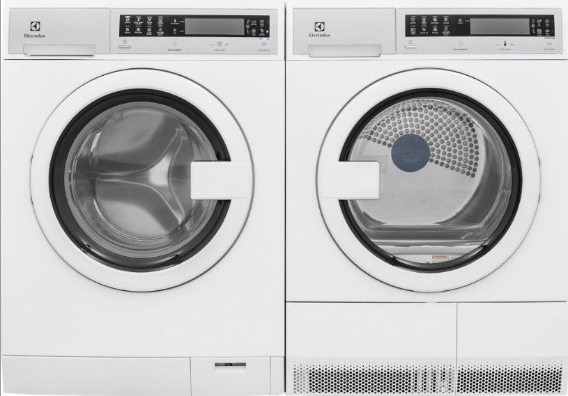 Electrolux Eifls20qsw Compact Washer Amp Dryer Pair