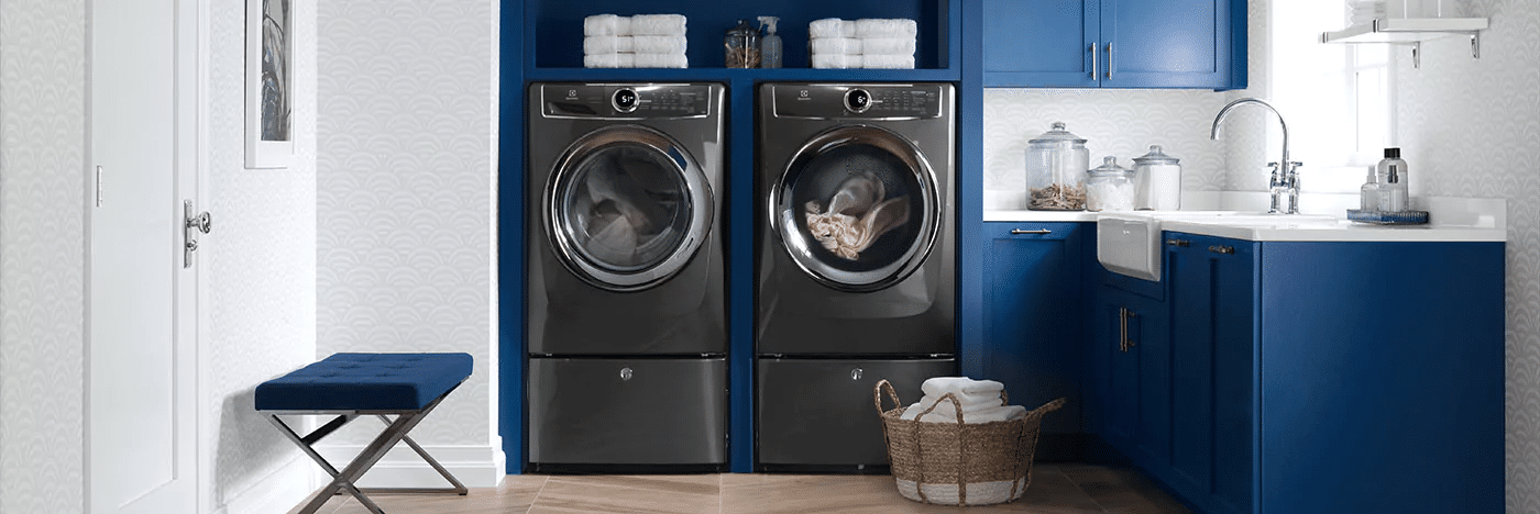 Electrolux 617 Series Steam Washer and Dryer