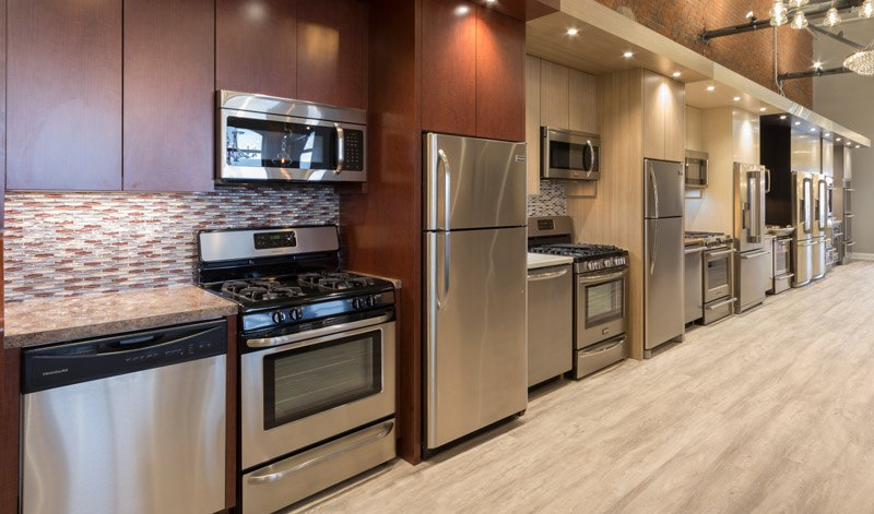 Jenn Air Vs Bosch Stainless Kitchen Appliance Packages Reviews