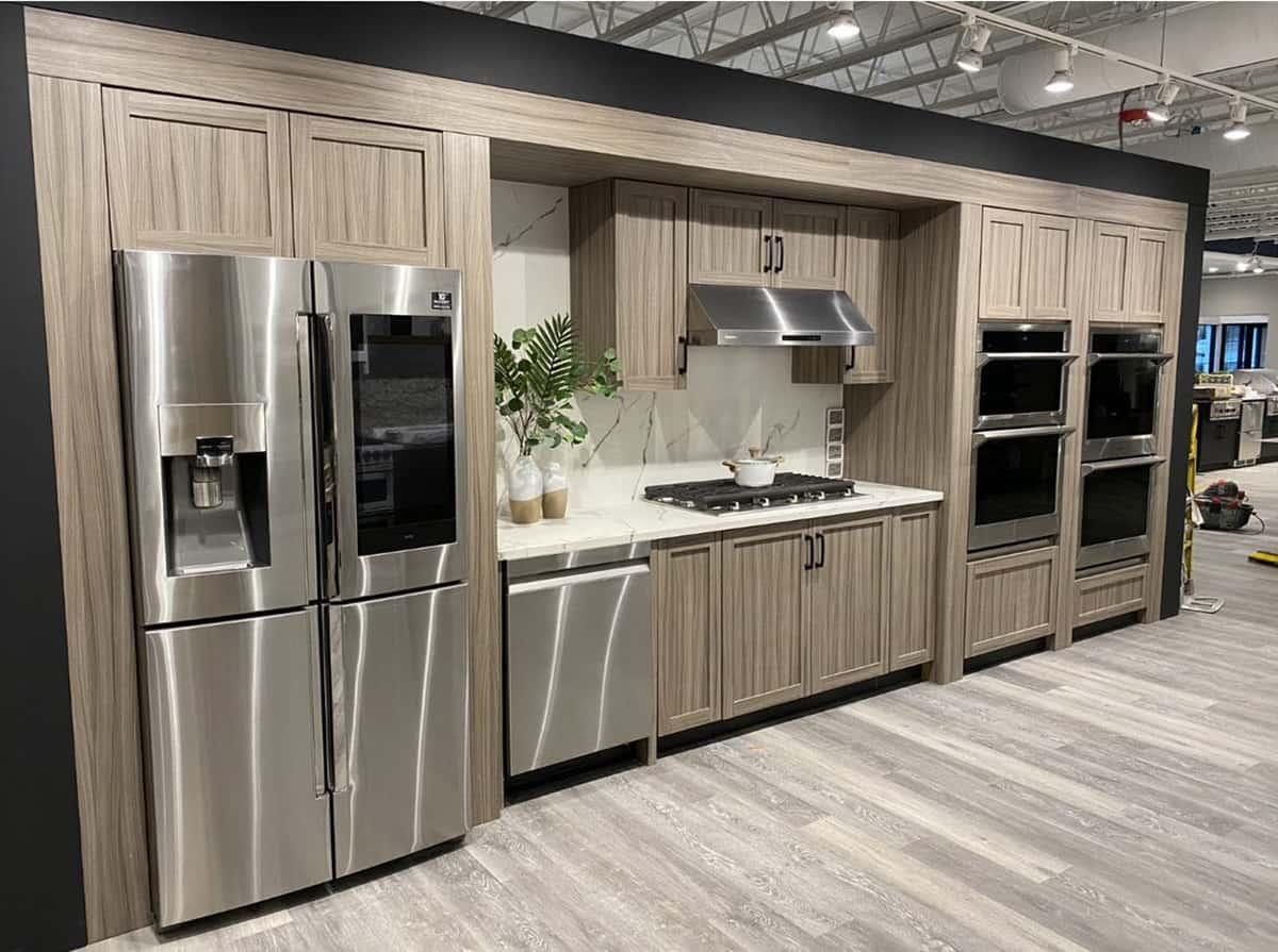 Café Appliances vs. Samsung Family Hub Smart Refrigerators