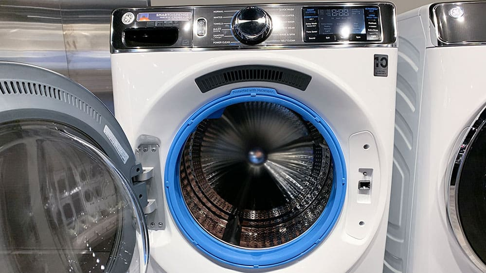 Should You Buy GE Smart Front Load Laundry? (Reviews / Ratings / Prices)
