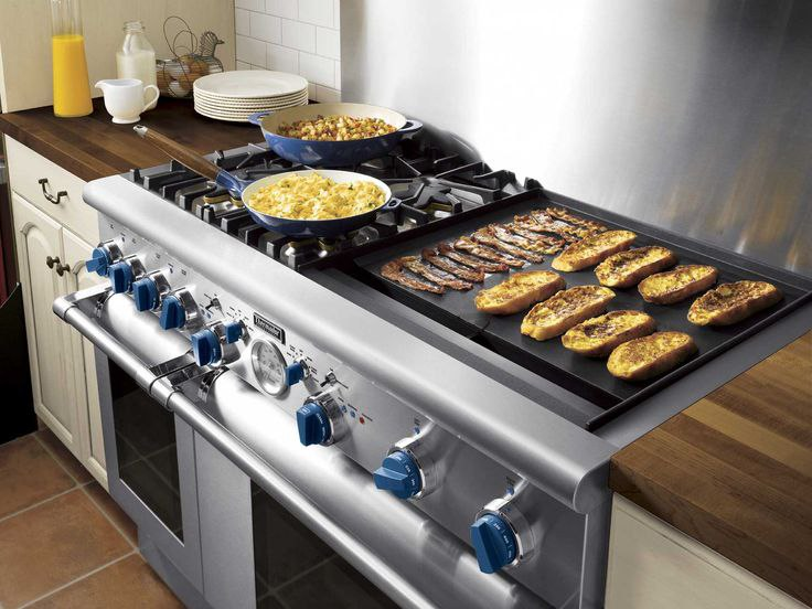 "Best 60"" Professional Gas Ranges (Reviews/Ratings/Prices)"