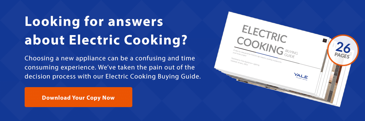 View Our Electric Cooking Ing Guide