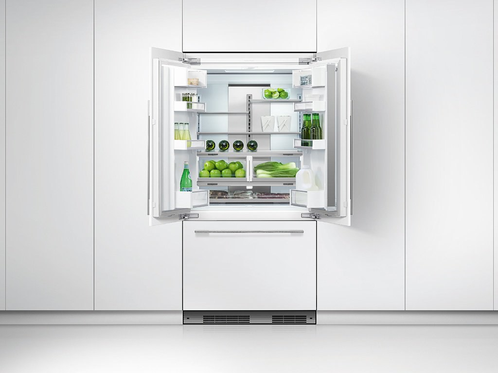 new fisher paykel integrated refrigerator reviews ratings prices. Black Bedroom Furniture Sets. Home Design Ideas