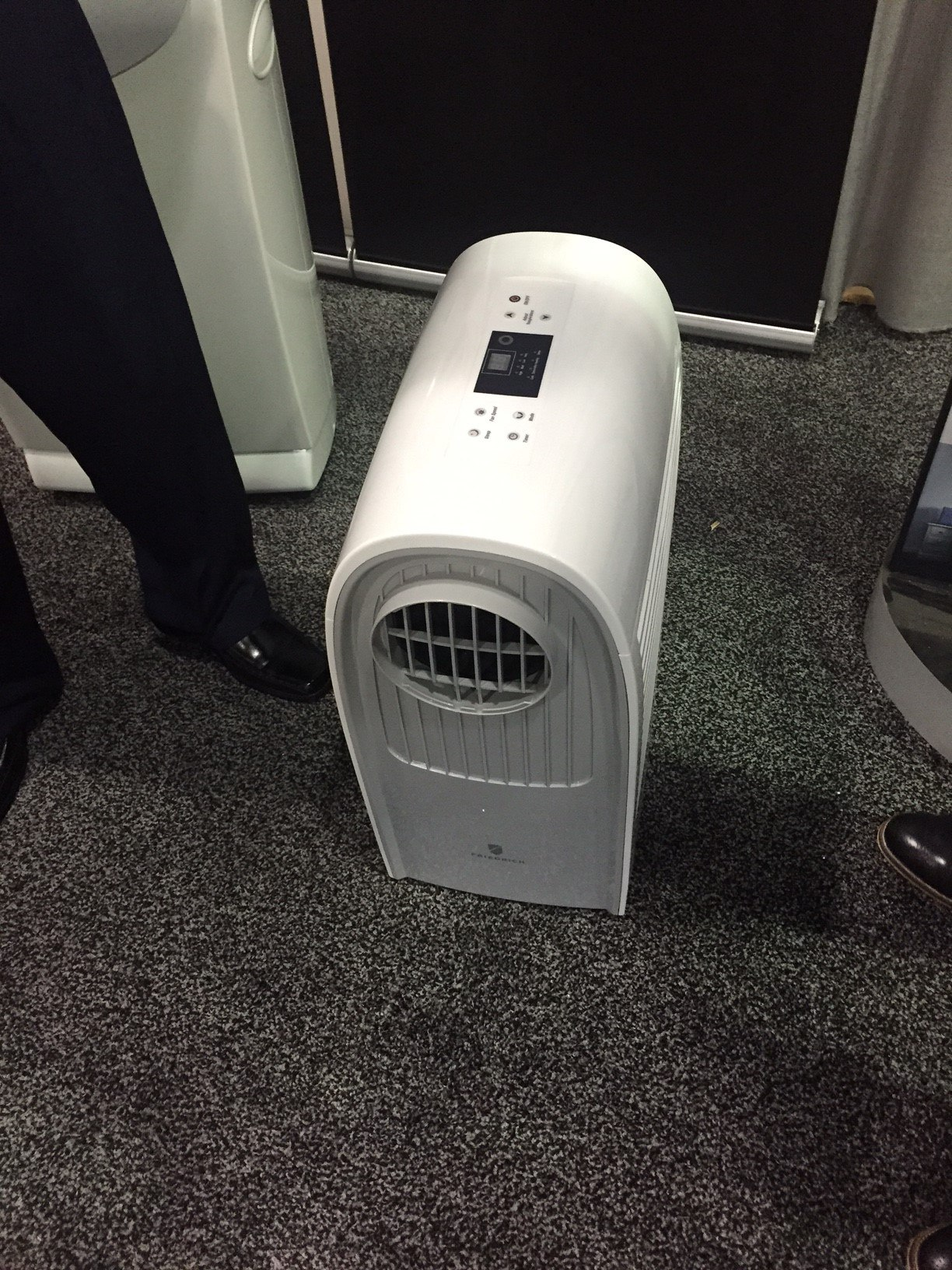 Friedrich Portable Air Conditioner Heater Copy #796F52