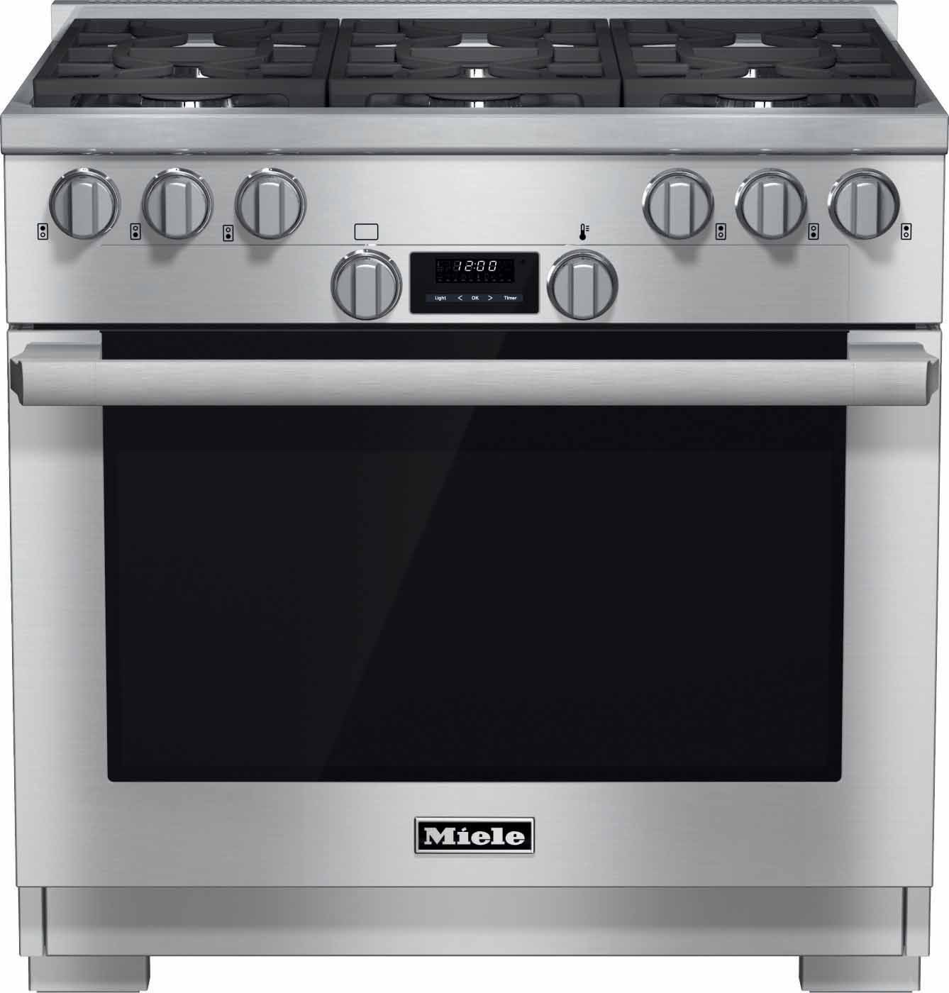 New Miele All Gas 36 Quot Pro Range Reviews Ratings Price