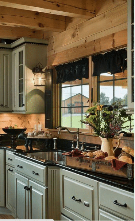 How to Light a Country Style Kitchen (Reviews / Ratings ...