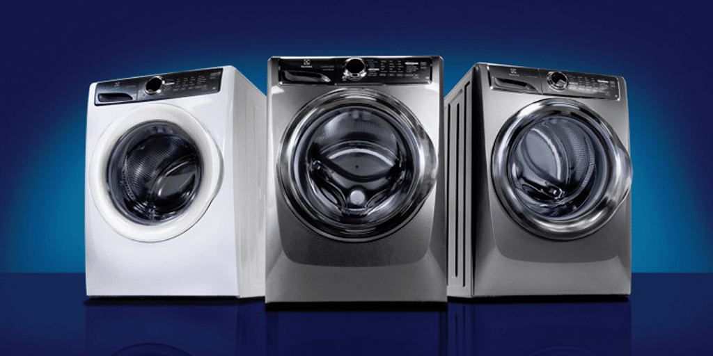 electrolux washer and dryers