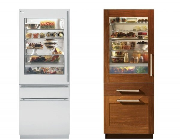 thermador vs  ge monogram integrated refrigerators  reviews  ratings  prices
