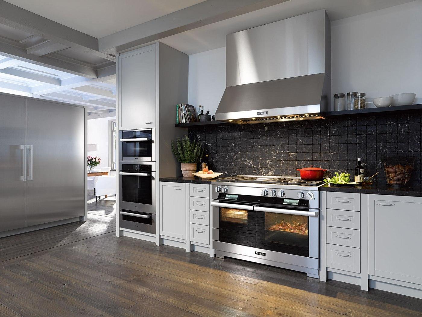 Range Kitchen Liance Design Ideas