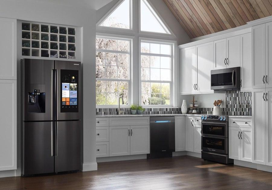 Samsung Family Hub Kitchen Appliance Package Jpg