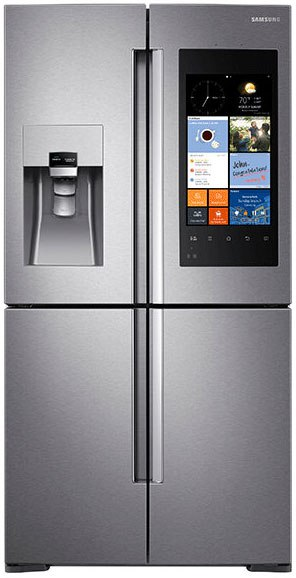 Samsung Family Hub vs. LG InstaView Refrigerators (Reviews / Ratings)