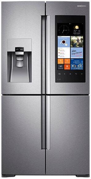 Samsung Family Hub vs. LG InstaView Refrigerators (Reviews / Ratings)