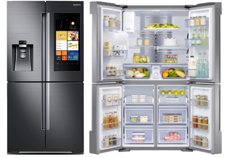 The Samsung Family Hub Refrigerator Reviews Ratings