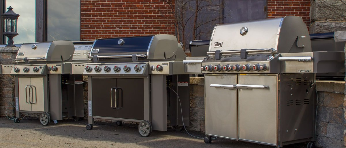What is the Difference Between the Weber Spirit, Genesis, and Summit Series BBQ Grills?