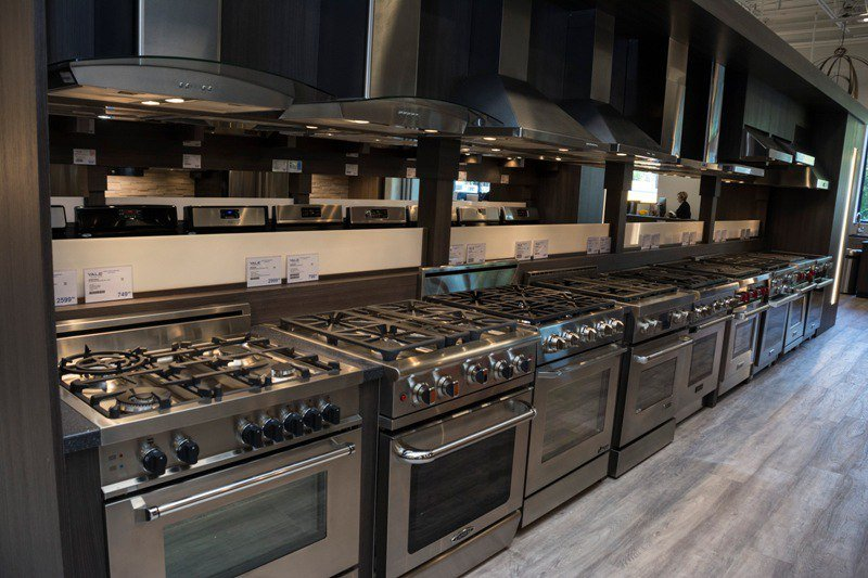Most Reliable Professional Gas Ranges for 2019 (Reviews/Ratings)