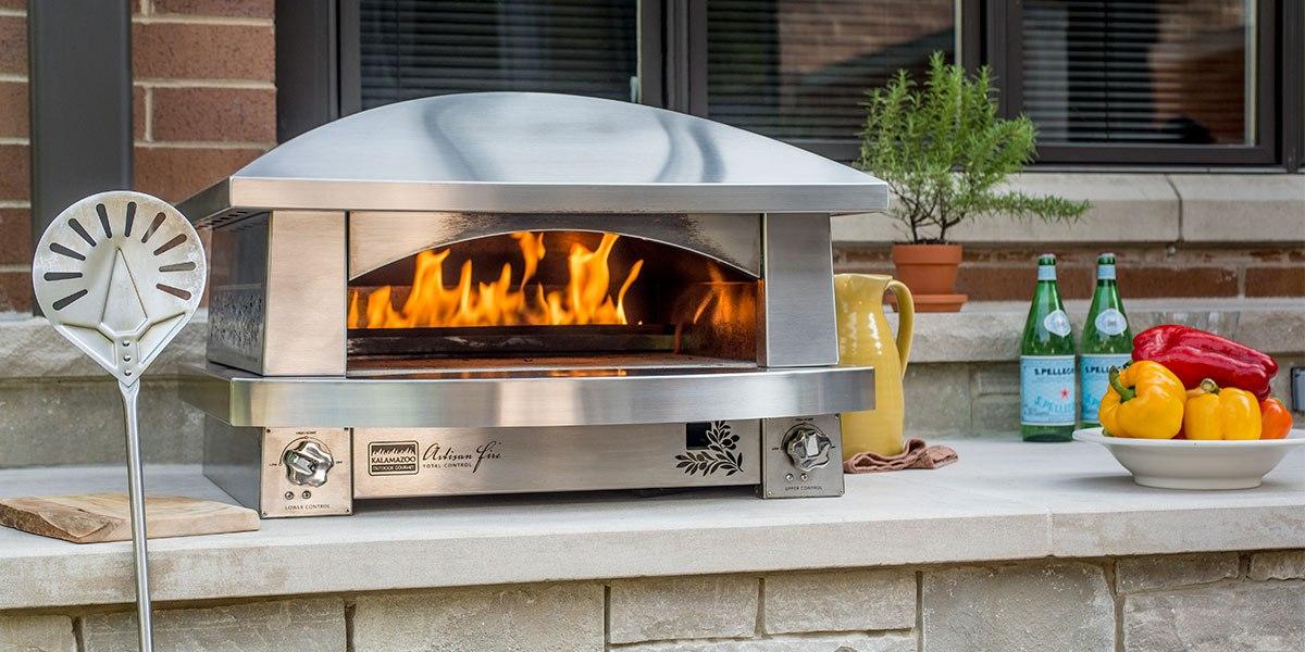Lynx Napoli vs Kalamazoo Artisan Outdoor Pizza Ovens