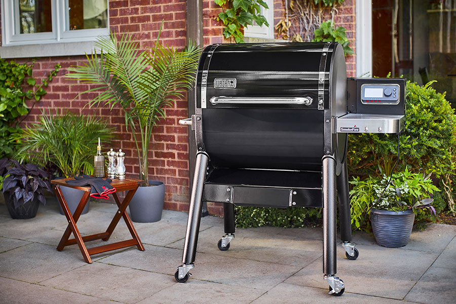 New Weber SmokeFire Pellet Grill Series (Reviews / Ratings / Prices)